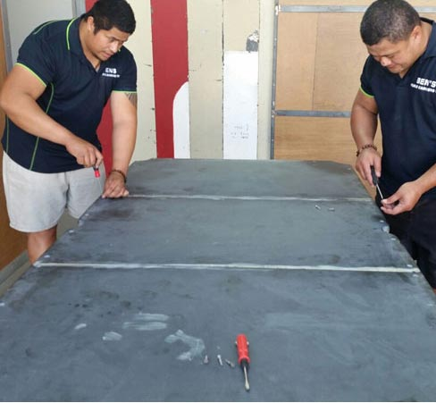 Auckland Pool Table movers